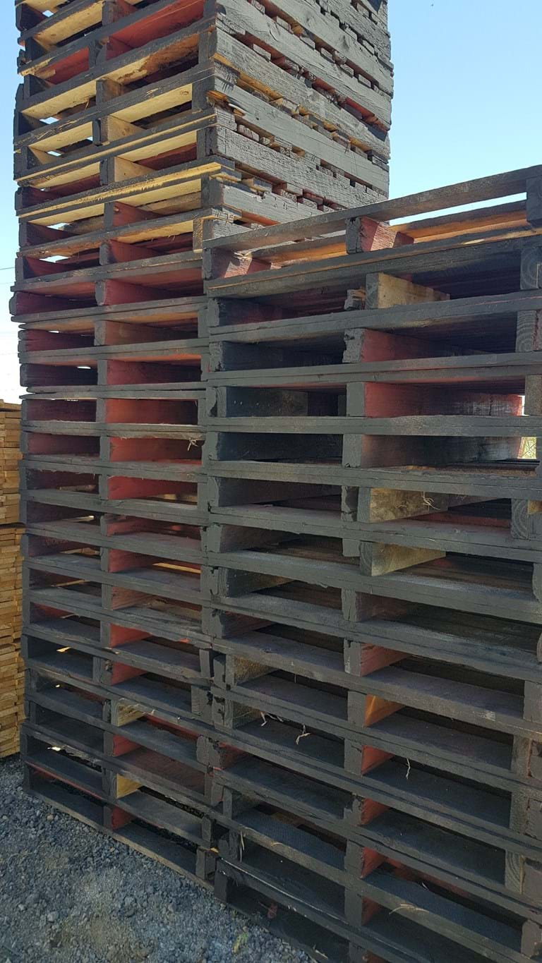 Second Hand Pallets for Sale in Melbourne, Victoria | Call ...